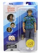NEW SEALED Mego Brady Bunch Greg Brady Barry Williams Action Figure - $24.74