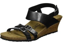 Birkenstock Papillio ELLEN BLACK Graceful Licorice Sandal US 7  EU 38 - $59.99