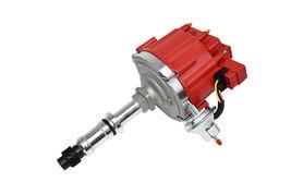 Big Block Buick HEI Distributor Red Cap 400 430 455 65K VOLT COIL image 6