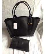 Alexander McQueen Legend Medium East West Black Leather Tote bag & Cosme... - $1,450.00