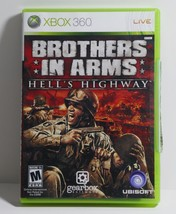 Brothers in Arms: Hell's Highway (Microsoft Xbox 360, 2008) COMPLETE - $12.86