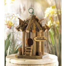 Bed And Breakfast Birdhouse - $9.95