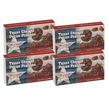 Lammes Candies Texas Chewie Pecan Praline 2 Ounce Gift Box - Pack of 4 image 2
