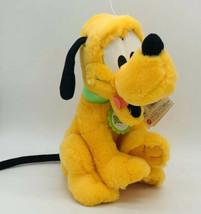 """NWT Pluto Disney Mattel Plush Stuffed Animal 12"""" - Arco Toys No. 1485 Dog - $19.79"""