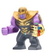 Thanos energy stones gloves building blocks avengers 4 new infinity war iron man block thumbtall