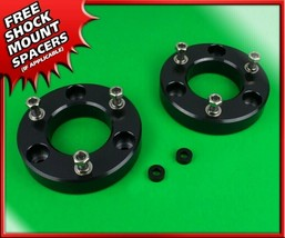 "For 2004-2008 Ford F-150 F150 4X2 4X4 3"" Fr Leveling Lift Kit Blk Strut ... - $49.64"