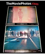 2 1977 Steven Spielberg Movie CLOSE ENCOUNTERS OF THIRD KIND Lobby Cards - $34.95