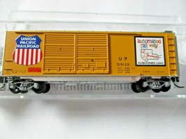 Micro-Trains # 02300362 Union Pacific 40' Standard Boxcar Double Doors N-Scale image 1