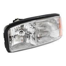 Drivers Headlight Headlamp Lens Assembly for GMC Yukon & XL Sierra Pickup Truck - $43.56