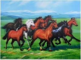 Horses 3D Lenticular Poster - $29.00