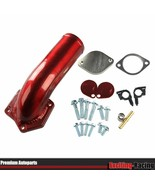 RED EGR Valve Delete Kit & Intake Elbow for Ford 6.4L Powerstroke Diesel... - $65.56