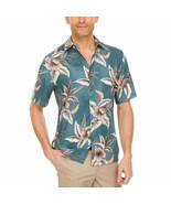NEW Burma Biba Men's Short Sleeve Woven Shirt SELECT COLOR & SIZE FREE S... - $23.99