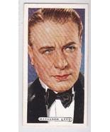 MATHESON LANG 1935 ARDATH TOBACCO CIGARETTE CARD FILM STAGE & RADIO STARS - $3.98