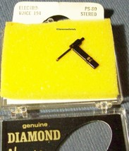 367-DS73 STEREO RECORD NEEDLE for Motorola ELECTRO-VOICE EV 194  EV 2623DS image 1