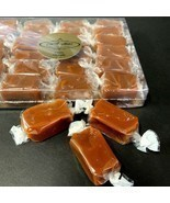 Caramel Candy Handcrafted Classic, Sea Salt And Assorted 24 Piece Gift B... - $27.87