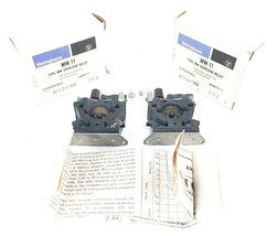LOT OF 2 WESTINGHOUSE MW-11 TYPE MW OVERLOAD RELAYS