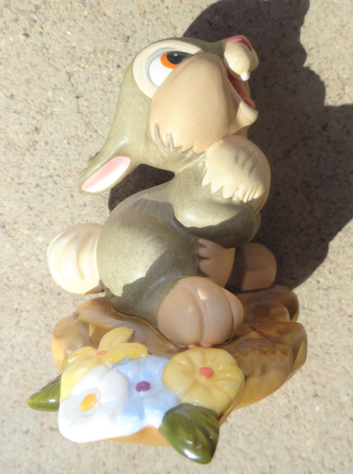 Disney Classic Collection Thumper Hee Hee Porcelain Figure
