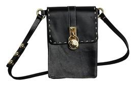 Michael Kors MK Women's Leather Purse Belt Fanny Pack Bag Size XL New /w Defect