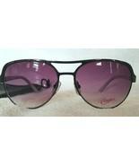 CANDIE'S Women's AVIATOR Sunglasses Gray Animal w/ Gradient Lens + POUCH... - $29.69