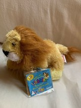 GANZ Webkinz LION Plush Zoo Safari Animal Used Clean Condition - $23.38
