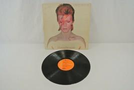 David Bowie Aladdin Sane Record Vinyl LP RCA Victor 1973 Gatefold Canada... - $19.34