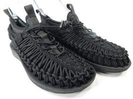Keen Uneek HT Women's Sport Sandals Size 7 M (B) EU 37.5 Black / Black