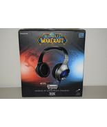 Creative Sound Blaster World of Warcraft THX USB Wired Gamming Headphone... - $189.05