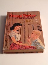 Donna Parker At Cherrydale Marcia Martin Whitman 1957 Vintage Book - $12.38