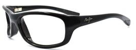 Maui Jim MJ279-02 Kipahulu Sunglasses Gloss Black 59-19-120 FRAME ONLY - $44.35