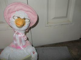 Mother Goose Nursery Rhyme Talking Animated Plush Doll 7 Rhymes Cuddle Barn image 7