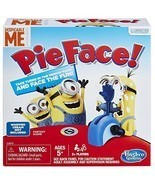 Pie Face Game Despicable Me Minion Made Edition - $26.79