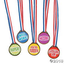 Mega Awards Medal Assortment - $19.11