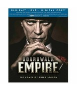 Boardwalk Empire: The Complete Third Season Blu Ray - Brand New & Sealed! - $17.77