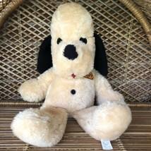 "Vintage Animal Fair Henry 19"" Stuffed Plush Yellow Dog Excellent Conditi... - $175.00"