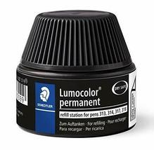 Staedtler Rumokara pen oil-based refill ink black 487 17-9 - $24.46