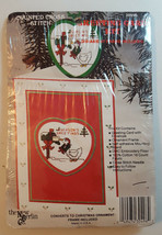 NEW BERLIN CO. Counted Cross Stitch Greeting Card Kit 30496 SEASON'S GRE... - $6.74