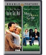 Must Love Dogs/Youve Got Mail (DVD, 2017, 2-Disc Set) - £7.86 GBP