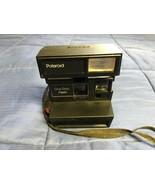 Polaroid One Step Flash 600 - Vintage Instant Camera - $10.68
