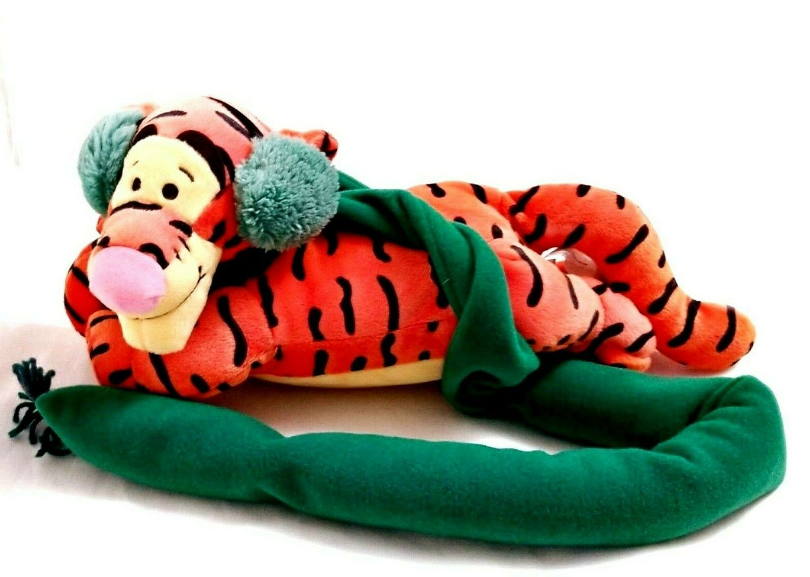 Primary image for Stuffed Tigger Plush Winter Draft Stopper Disney