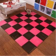 Exercise Play Foam Gym Interlocking Puzzle Floor Eva Mat Baby Tiles Soft... - $36.99