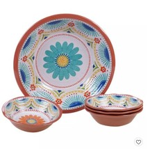 Vera Cruz 5pc Melamine Salad Serving Set - Certified International color... - $95.99