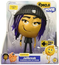 Just Play Emoji Movie Jailbreak Lights Up Articulated Figure - New / Sealed - $10.65