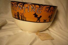 Bethany Lowe Happy Haunting Halloween Bowl image 3