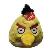 "Angry Birds Yellow Chuck Plush 5"" Stuffed Animal Commonwealth  - $31.99"