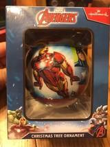 Hallmark Marvel Avengers Christmas Tree Ornament Ships N 24h - $14.38