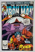 Iron Man #169 VF/NM Condition 1983 Marvel Comics/ New Iron Man - $5.94