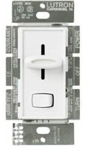 Lutron S-10P-WH 1000-Watt Skylark Single-Pole Dimmer, White - $29.99