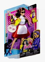 Barbie Spy Squad Teresa Secret Agent Doll Mattel Spin Kick Action New in... - $17.99