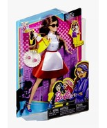 Barbie Spy Squad Teresa Secret Agent Doll Mattel Spin Kick Action New in... - $17.99