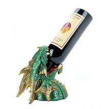 Green Dragon Drinking Wine Holder - $592,52 MXN